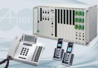 Auerswald Telefonanlage COMmander 6000