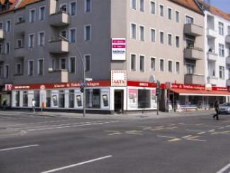 A&TA Berlin Ladengeschäft