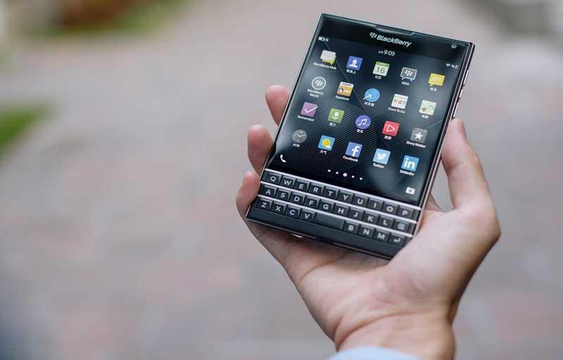 BlackBerry Smartphones