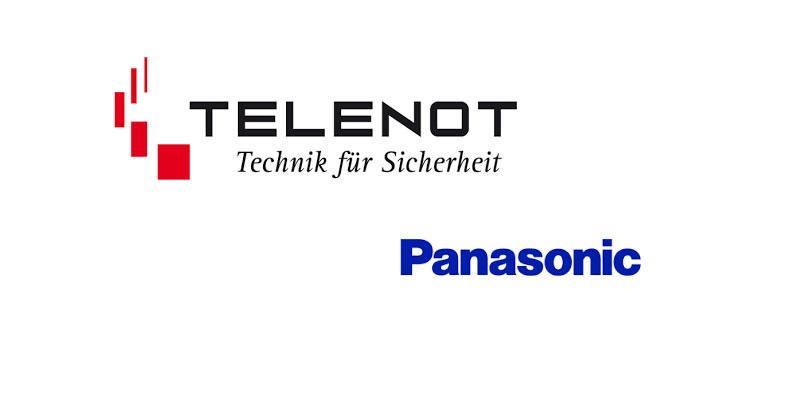 Telenot Panasonic Kooperation