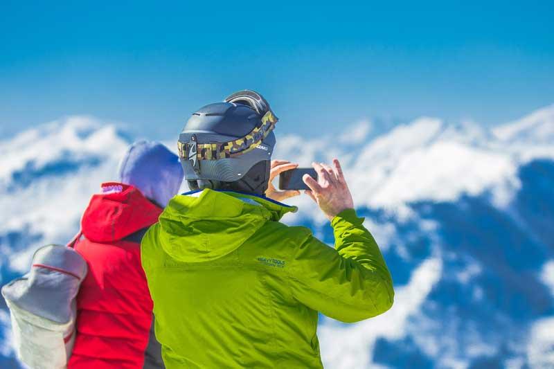 Smartphones schalten bei Kälte ab