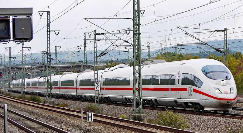 WLAN Deutsche Bahn