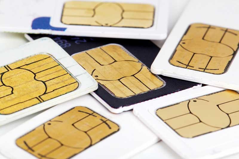 Prepaid SIM-Karte