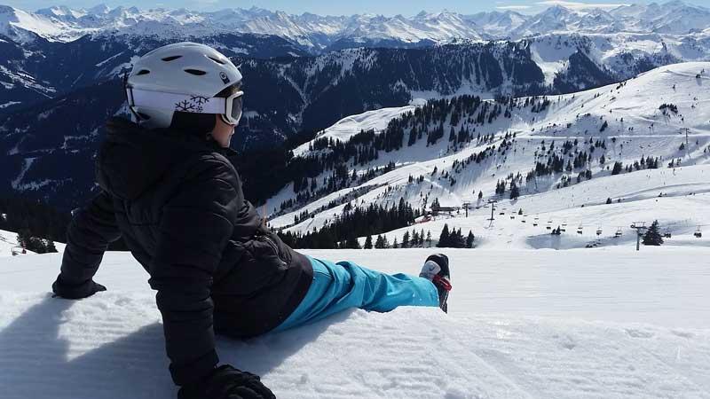 Winterurlaub und Einbruchschutz